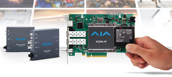 AJA Video Systems社、IBC 2016においてミニコンバーターIPR-1G-HDMIとIPR-1G-SDIを発表