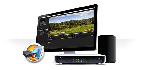 AJA Video Systems社、KONA™、Io™、T-TAP™向けのDesktop Software v12.5を公開