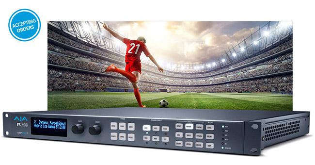 AJA Video Systems社、「FS-HDR」の予約受付を開始