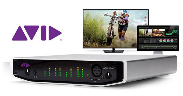 AJA Video Systems社、Avid社と提携してAvid Artist | DNxIVハードウェアインターフェイスを開発