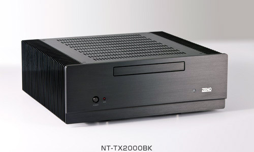 ZENO Fanless Case 製品画像