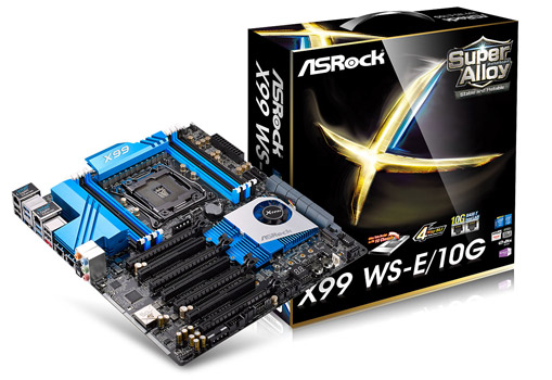 X99 WS-E/10G 製品画像