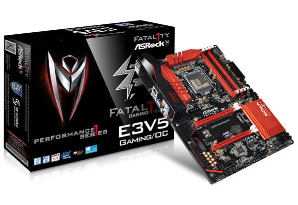Fatal1ty E3V5 Performance Gaming/OC 製品画像