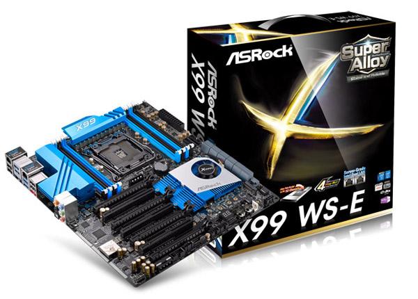 ASRock X99 WS-E 製品画像