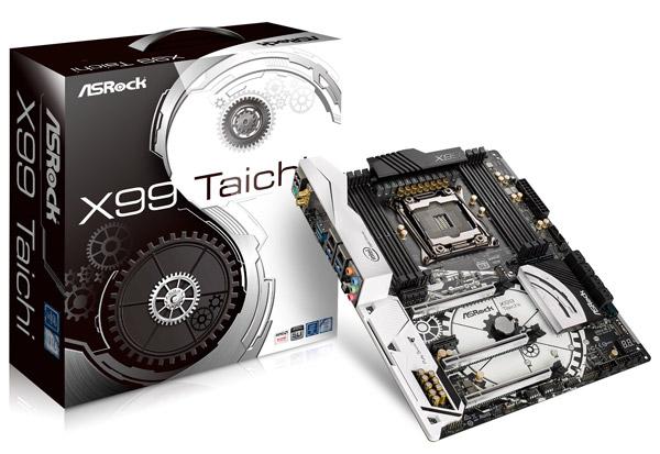 ASRock X99 Taichi 製品画像