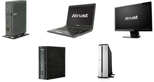 Atrust 製品画像