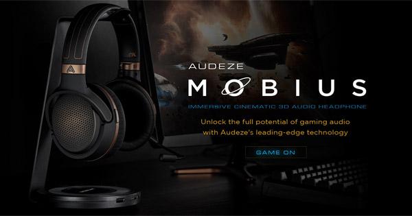 AUDEZE Mobius 製品画像