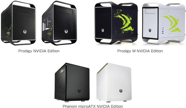 NVIDIAコラボレーションモデル 製品画像