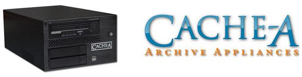 Cache-A社、Pro-Cache6 アーカイブアプライアンスを高速化