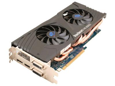 HD6950 1G GDDR5 PCI-E DL-DVI-I+ SL-DVI-D/ HDMI/ DP W/DUAL FAN & BIOS (BF3 coupon inside)
