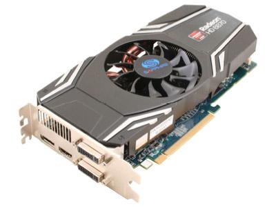 HD6870 1G GDDR5 PCI-E DL-DVI-I+SL-DVI-D/HDMI/DP (BF3 coupon inside)