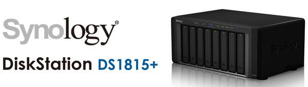 DiskStation DS1815+
