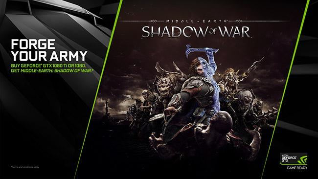 MSI社、PC版「Middle-earth: Shadow of War」ゲームコードプレゼントキャンペーンのお知らせ