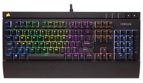 CORSAIR Gaming STRAFE RGBシリーズ 製品画像
