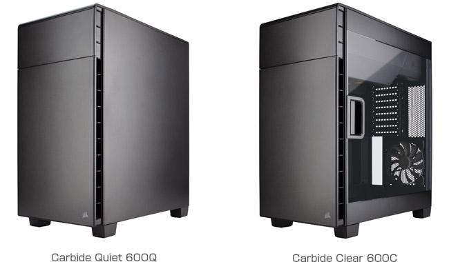 CORSAIR Carbide 600シリーズ 製品画像