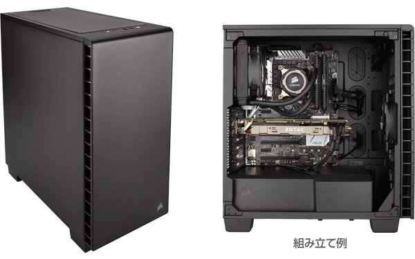CORSAIR Carbide 400Q New Edition 製品画像