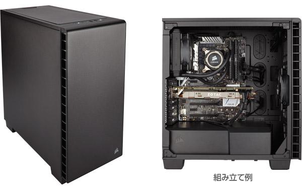 CORSAIR Carbide 400Q New Edition 製品画像