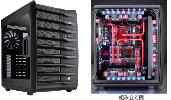CORSAIR Carbide Air 740 製品画像