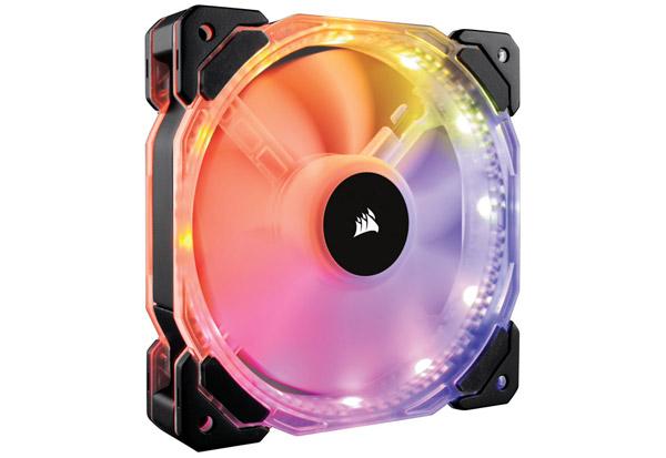 CORSAIR HD120 RGBシリーズ 製品画像