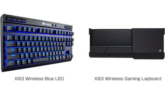 K63 Wireless 製品画像