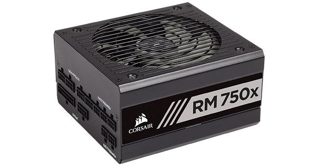 CORSAIR RM750x 2018 製品画像