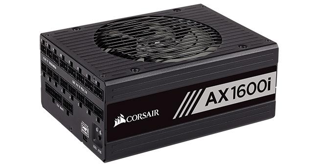 CORSAIR AX1600i 製品画像