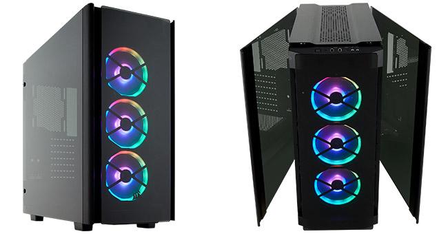 CORSAIR Obsidian 500D RGB SE 製品画像