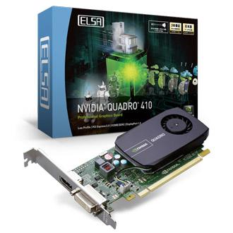 NVIDIA Quadro 410 製品画像