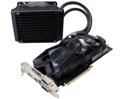 ELSA GEFORCE GTX 680 HYBRIDシリーズ 製品画像