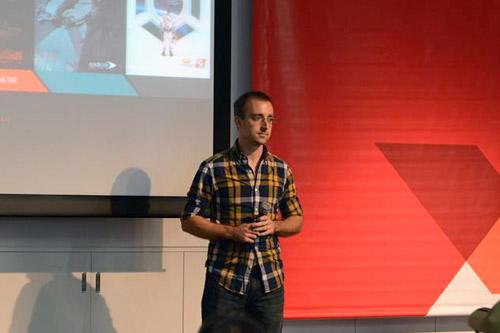 AMD Devon Nekechuk氏によるトークセッションを開催