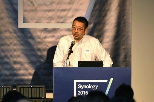 弊社 代表取締役 武藤よりイベント開催の挨拶を実施