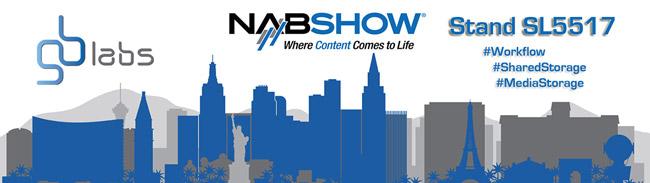 GB Labs社、NAB Show 2016の出展概要を発表