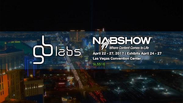 GB Labs社、NAB Show 2017の出展概要を発表