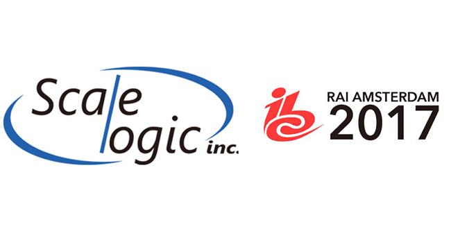 Scale Logic社、スポーツとエンターテイメントのためのセンターストレージソリューションをIBC 2017で紹介