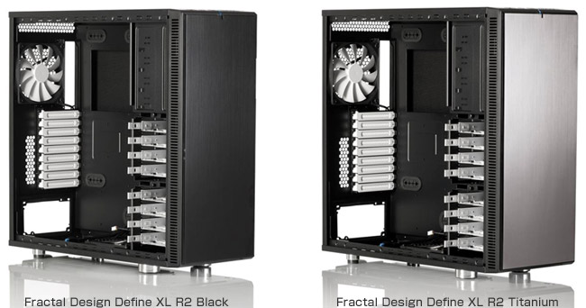 Define XL R2シリーズ 製品画像