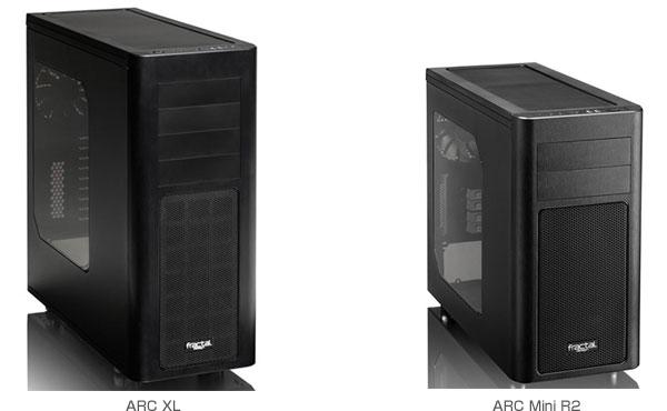 ARC Mini R2、ARC XL 製品画像