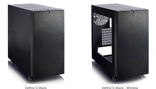 Define Sシリーズ 製品画像