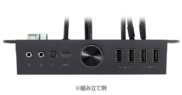 Fractal Design Connect D1 製品画像