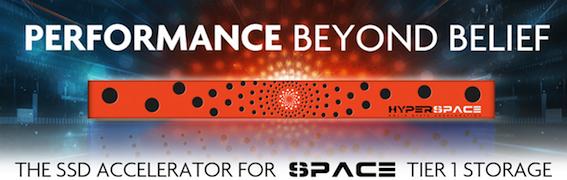 GB Labs社、IBC2014にて4Kストレージアクセラレータ「HyperSPACE」を発表