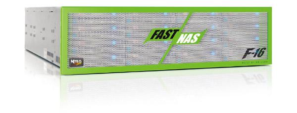 GB Labs社、ハードディスクとSSDのハイブリッドストレージFastNASを発表