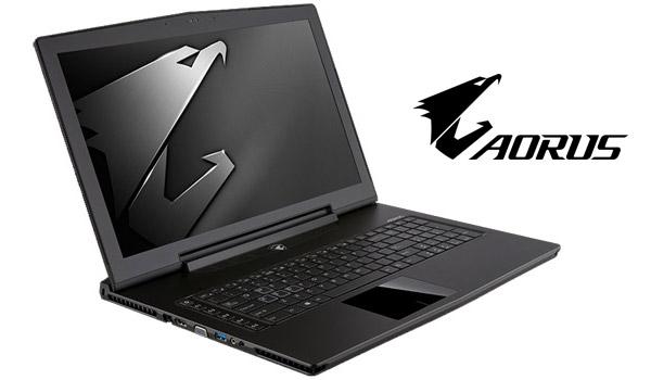 AORUS X7 Proシリーズ 製品画像