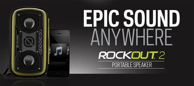RockOut2 Portable Speakerシリーズ 製品画像