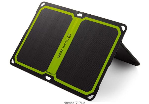 Goal Zero Nomad 7 Plus 製品画像