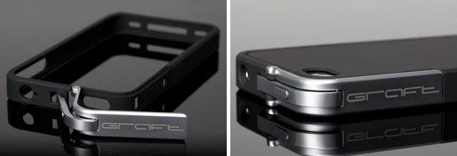 Graft Concepts Leverage iPhone 4 case 製品画像