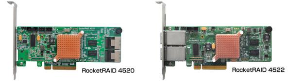 RocketRAID 4500シリーズ 製品画像