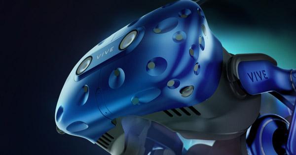 VIVE Pro HMD(アップグレードキット) 製品画像