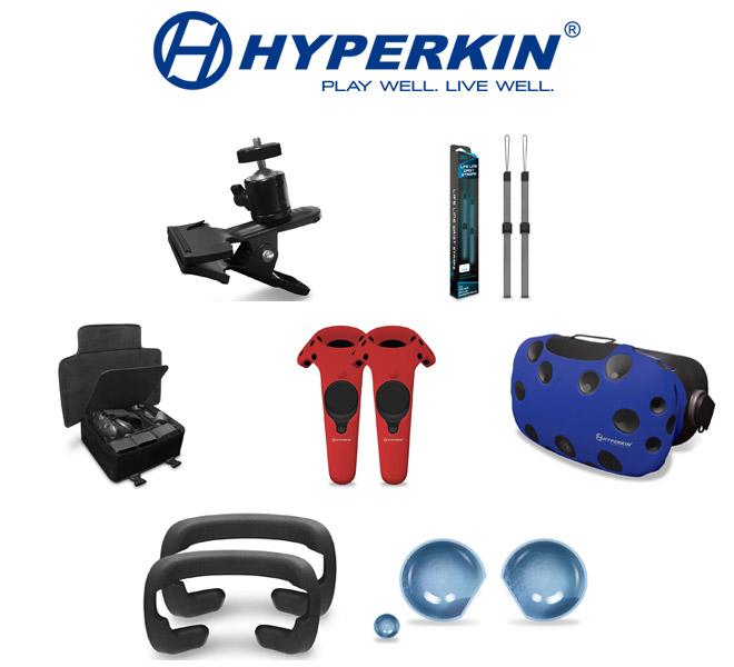 Hyperkin VR機器用アクセサリ 製品画像
