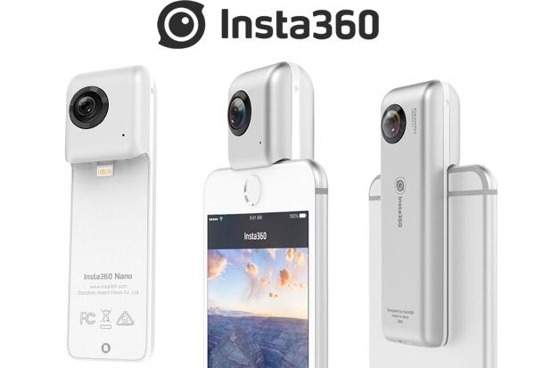Insta360 Nano 製品画像
