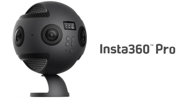 Insta360 Pro 製品画像