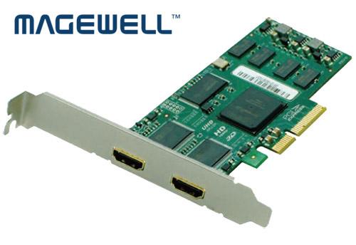 Magewell XI100DE-HDMI-4K 製品画像
